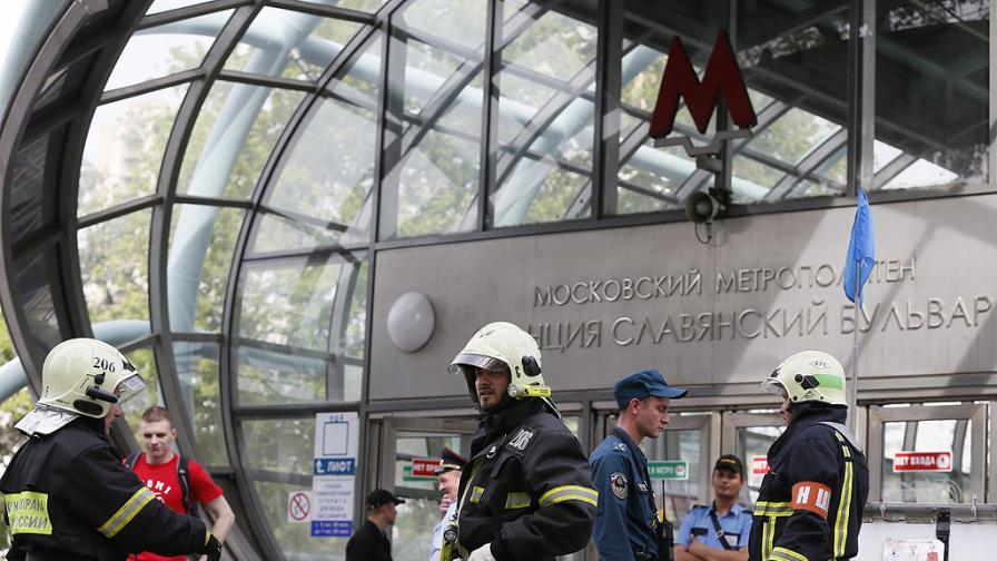 Пътници от московското метро: Помислихме, че това е краят