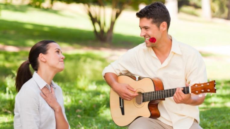 двойка серенада любов щастие