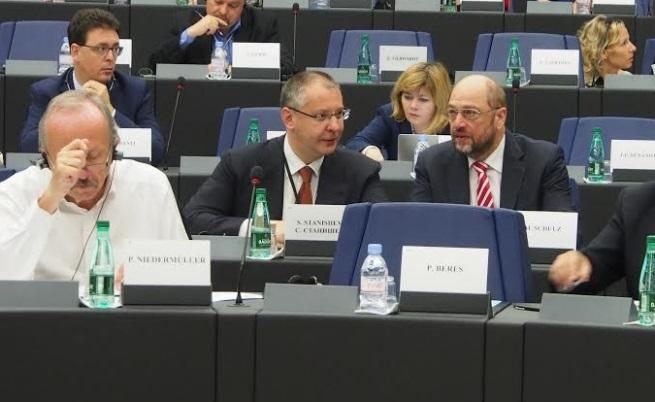 Станишев: България ще излъчи еврокомисар, но не днес