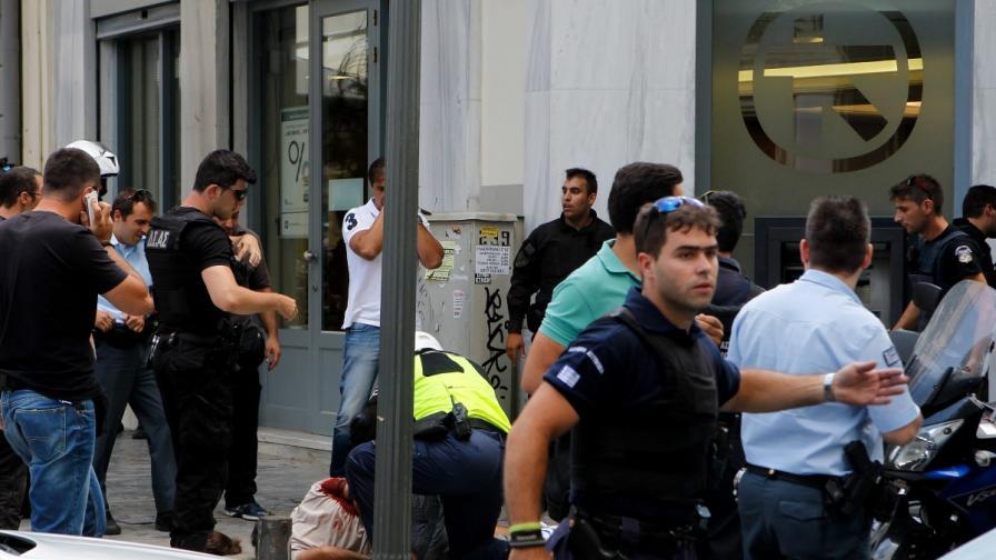 В Гърция хванаха най-издирвания местен терорист