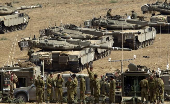 Израел се изтегля от централния сектор на Газа