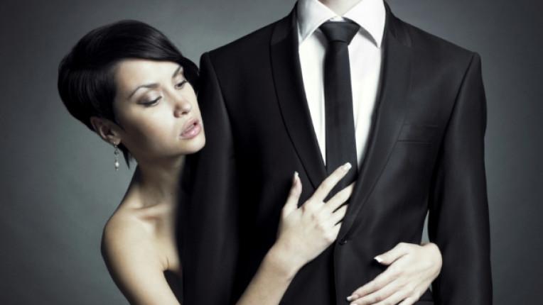 съпруг тайна любов