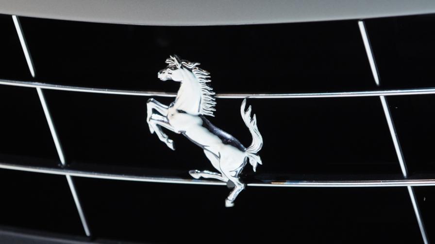 Логото на Ферари