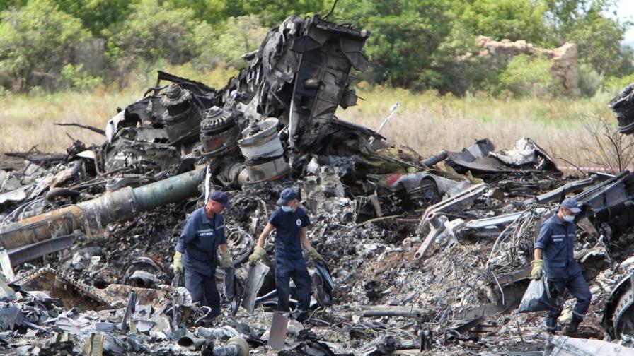 САЩ: Сепаратистите вероятно са свалили самолета погрешка