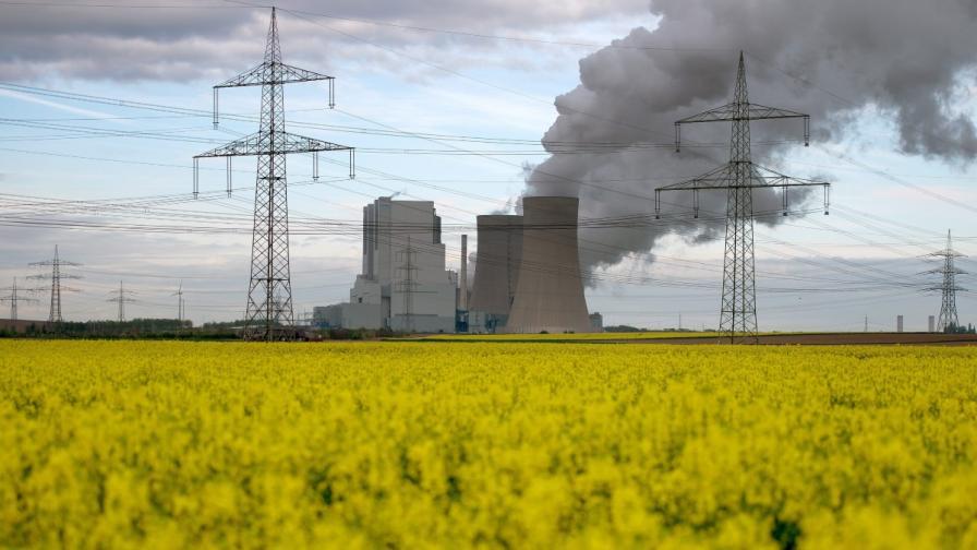 Германски тецове – сред най-големите замърсители в Европа