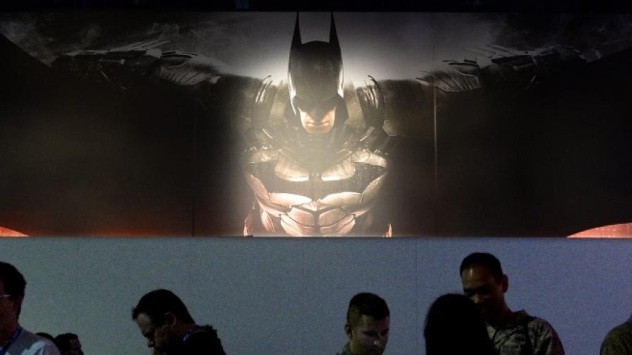 Честит 75-и рожден ден на Батман!