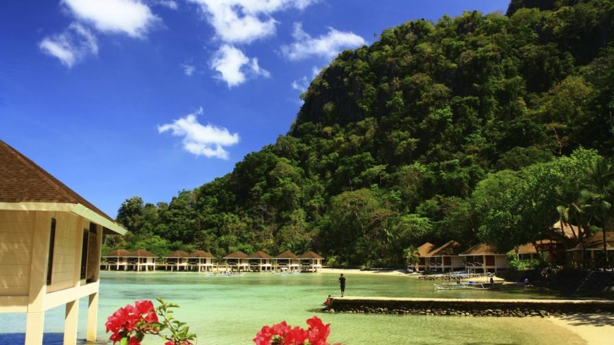 Остров Палауан