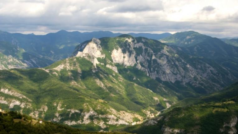 планина изглед българия