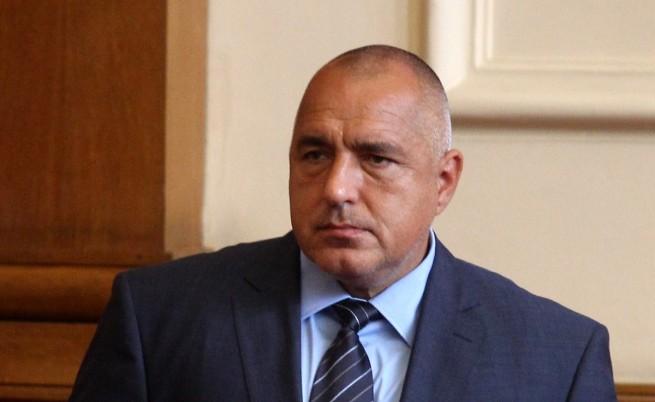 Борисов за бъдещи коалиции: Ние с шмекери не играем