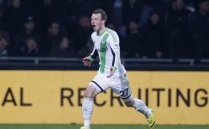 Ювентус си хареса  футболист на  Волфсбург