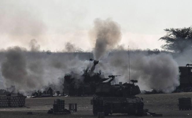 Израел и Хамас се съгласиха на 12-часово примирие
