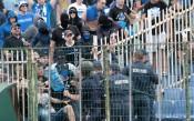 Задържаха 15 фенове преди Левски - ЦСКА