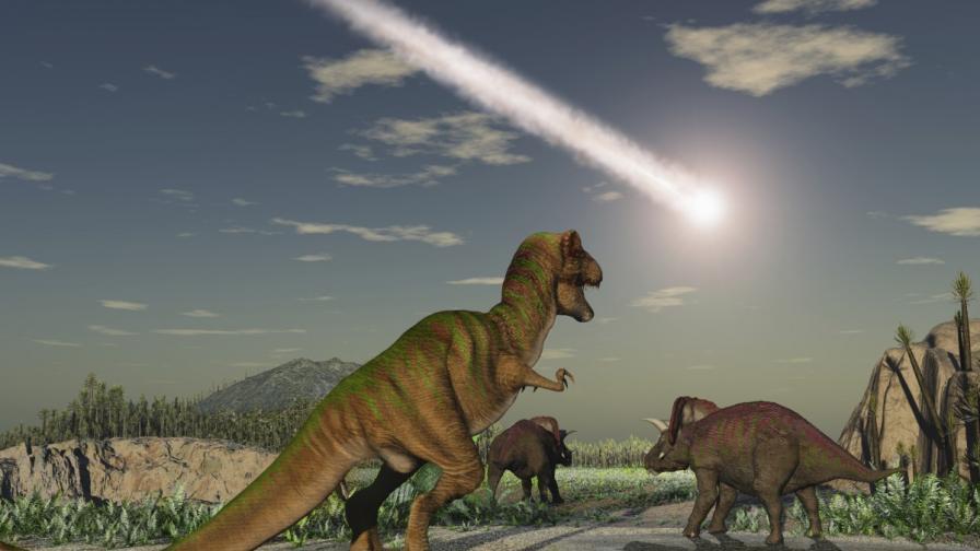<p>Откриха останки от огромен непознат динозавър</p>