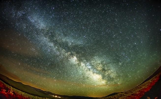 Млечният път е по-малък, отколкото се смяташе досега