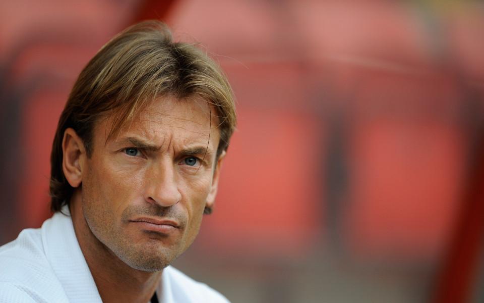 Ерве Ренар обяви, че се разделя с националния отбор на