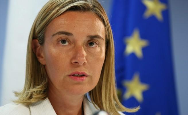 Италия официално номинира Федерика Могерини за дипломат №1 на ЕС