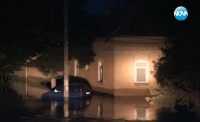 Над 40 къщи рухнаха в Мизия заради наводнението