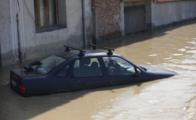 Наводненията в Мизия