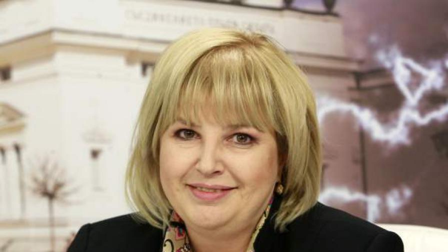 """Мария Капон от Коалиция """"Десните"""""""