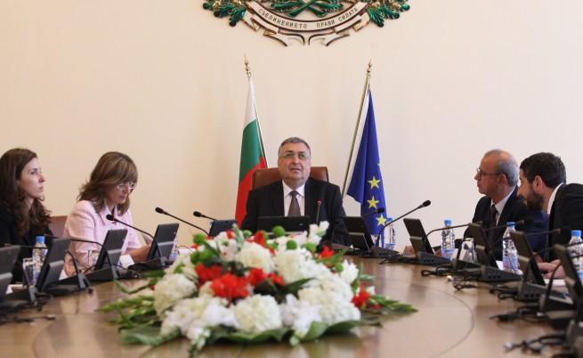 Назначиха заместник-министри в шест министерства