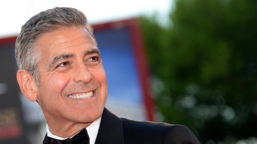 Джордж Клуни: Женя се за Амал на 27 септември
