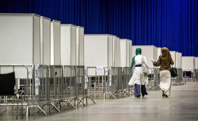 В Турция за пръв път гласуват на преки избори за президент