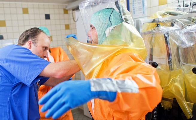 Отхвърлиха твърденията за ебола в Германия