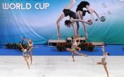 Програмата на Световната купа по художествена гимнастика в София