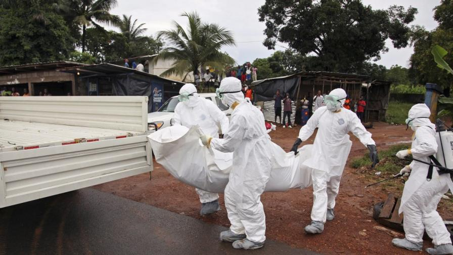 Либерия с експериментално лекарство срещу ебола