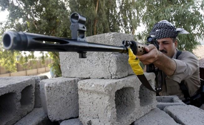 Страните от ЕС може да въоръжават кюрдите в Ирак
