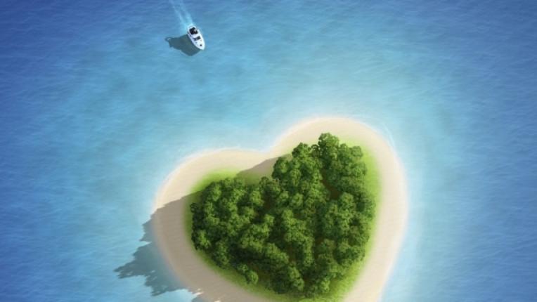 остров пътуване лято