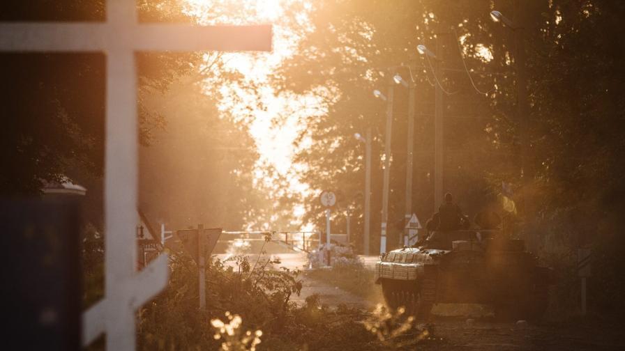ООН: Поне 2086 са жертвите в Украйна до 10 август