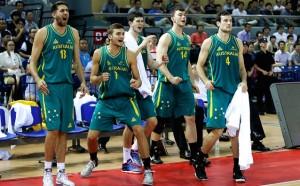 Баскетбол 2014 – Австралия