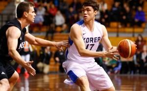 Баскетбол 2014 – Корея