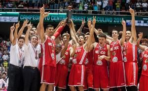 Баскетбол 2014 - Мексико