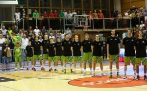 Баскетбол 2014 - Словения