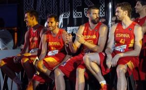 Баскетбол 2014 - Испания