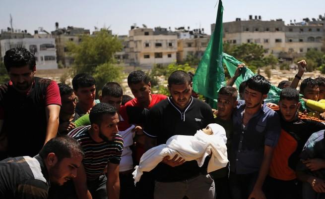Загиналият син на лидера на въоръженото крило на Хамас