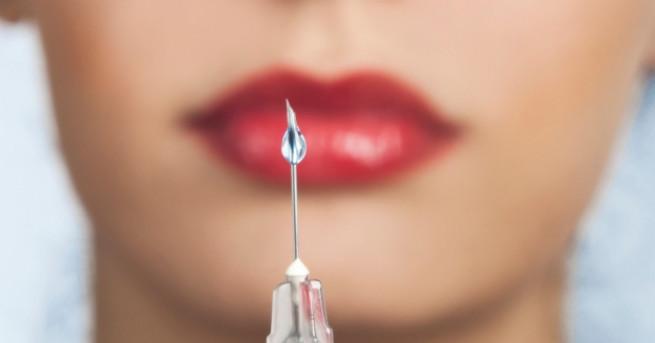 България Козметици инжектират ботокс и филъри, разрешено ли е Пластичният