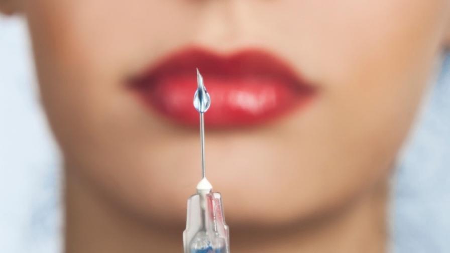 Козметици инжектират ботокс и филъри, разрешено ли е
