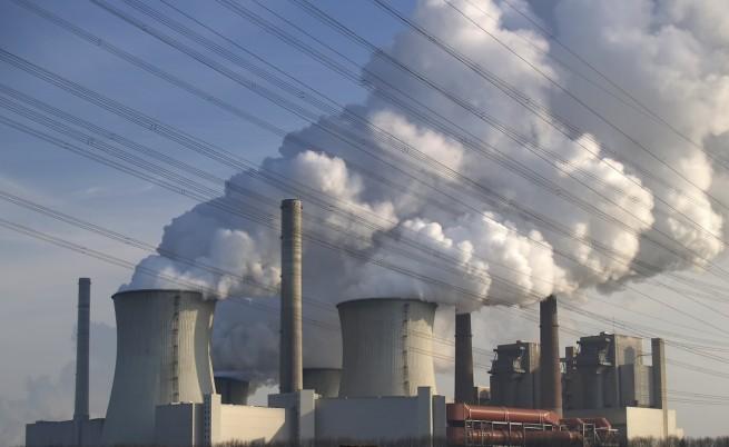 Нивата на CO2 достигнаха най-високите в човешката история