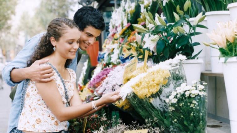 цветя магазин двойка