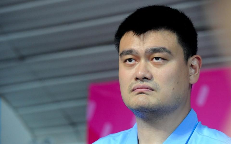 Яо Минг оглави Китайската баскетболна федерация