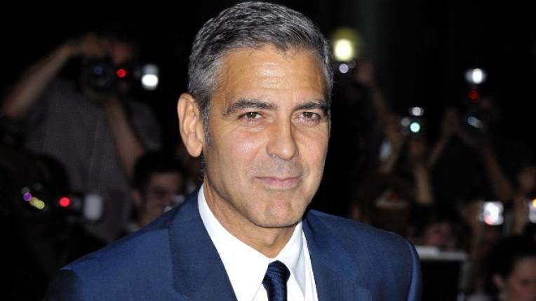 Джордж Клуни споделя лични тайни
