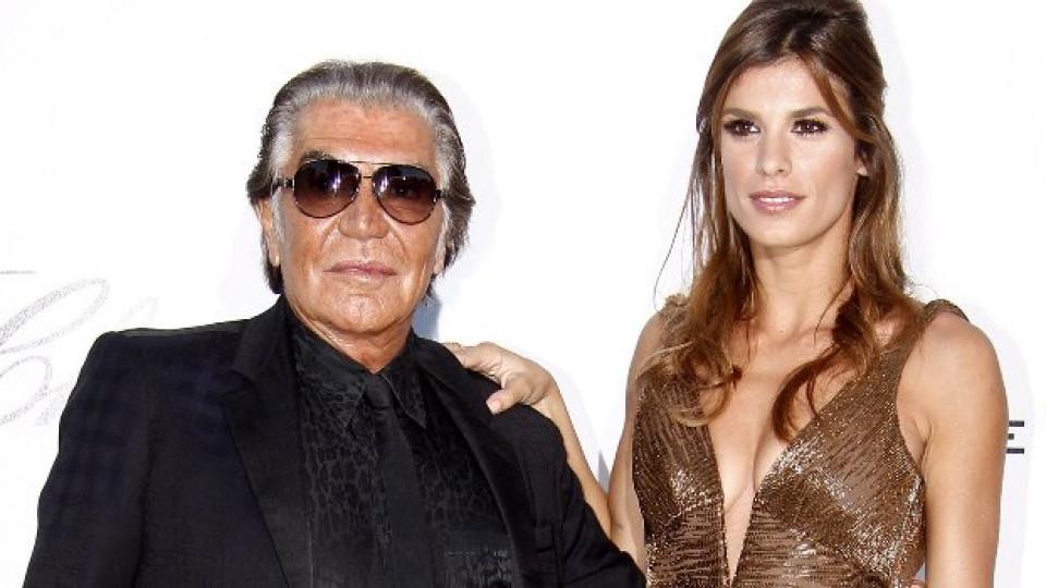 Кавали под ръка с бившата приятелка на Джордж Клуни Елизабета Каналис
