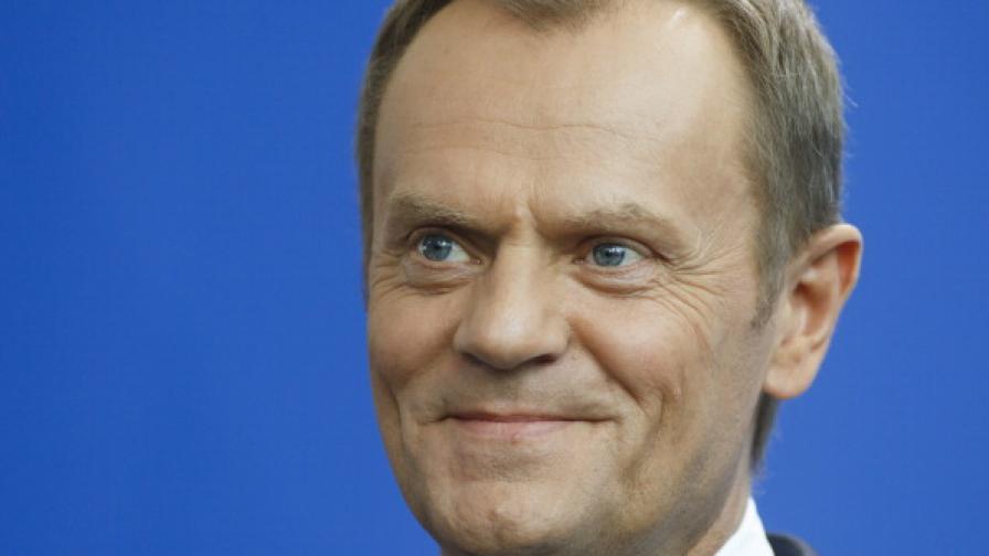 Полският премиер Доналд Туск