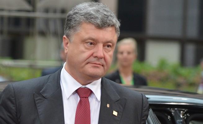 Порошенко обвини Русия в пряка и открита агресия