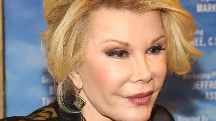 Почина известната актриса и тв водеща Джоан Ривърс
