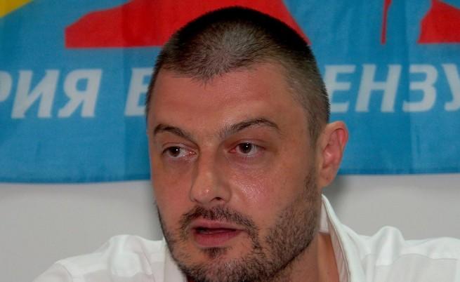 Николай Бареков е внесъл сигнал в прокуратурата и ДАНС срещу Георги Първанов