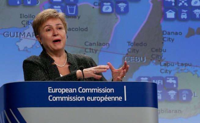 Латвия и Полша обявиха, че подкрепят Георгиева